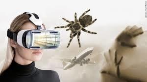 Réalité virtuelle - Phobie